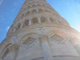 Tower of Pisa by LisiTisaKi