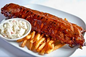 Baby Back Ribs by BowEchoMedia