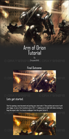Arm of Orion Signature Tutorial by draywin848