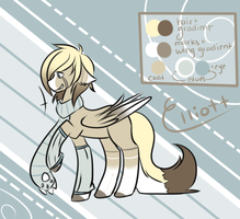 Elliott horse by PicaTails