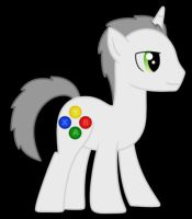 My Little Xbox 360 Pony by Cargo-Hold