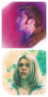 Doctor Who in Technicolor by Sini-M
