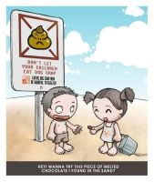 Dog poop by Sheharzad-Arshad
