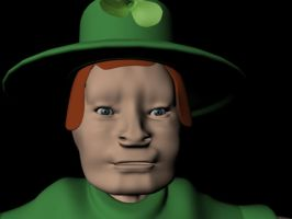 Leprechauns_Face by camimo