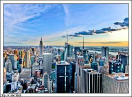 Top of the Rock by pbredow