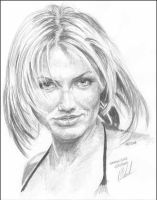 Cameron Diaz 01 by Art15