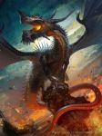 King Dragon regular by Cynic-pavel