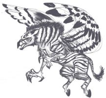 Hippogriff by Ravendyn
