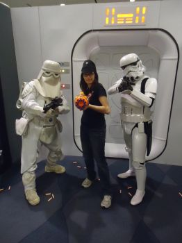 Toronto Comic-Con 2015: Imperial Forces by NaruHinaFanatic