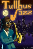 Jazz Poster by BenjaminForsell