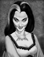 Lily Munster by adavis57