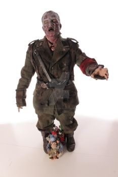 Call of Duty Nazi Zombie Cosplay Revamped 4 by The-Katherinator