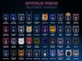 Optimus Prime: Altered States by Trecathlus