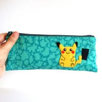 Pikachu pokemon pencil case by yael360