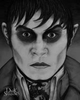 Dark Shadows by FarTooManyIdeas