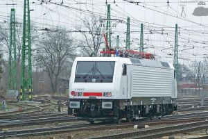 E189 843 in Gyor on 2011 by morpheus880223