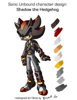 Sonic Unbound: Shadow by EvanStanley