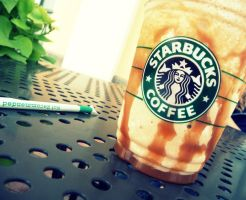 Starbucks by Jesse-Lynne