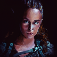 Lexa by samanthadoodles