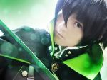 Green warrior by ToraCosplayers
