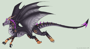 Dragon Adopt Auction 4 (CLOSED) -5 POINT START- by Arklen