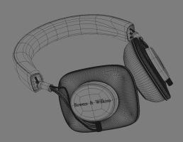 Bowers and Wilkins P5 w.i.p by Neon206