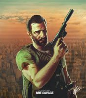 Max Payne 3 by IronHard