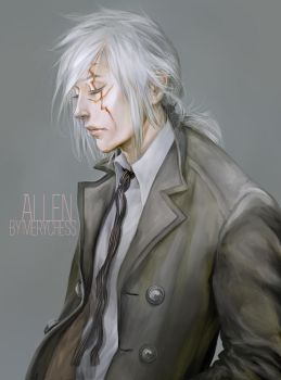 Allen Walker by MeryChess