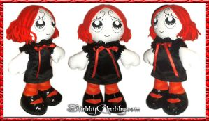 Ruby Gloom by Mekurakumo