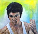 Bruce Lee by ferrari2006extreme