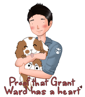 Proof that Grant Ward has a heart by ice-cream-skies