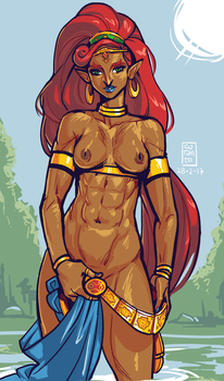 Gerudo Wife by prontaleza