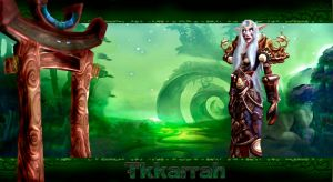 Tkkarrah - Wallpaper by xAzriphalex