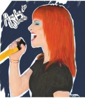 Hayley Williams by ryoma-echizen101