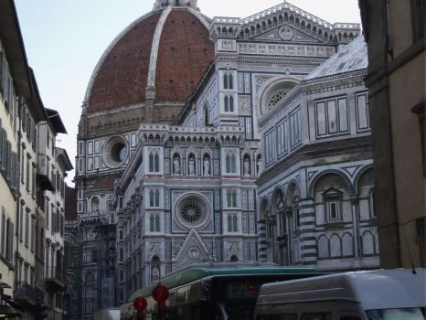 Florence Cathedral by adenisej25