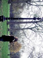 Lucy at the Lamppost by Freckles4815162342