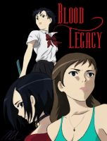 Blood Legacy -- Queens by Hira--Akami