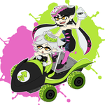 Splatoon Kart! by adricarra
