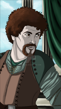 Syrio Forel by Dare2a