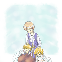 APH - Thank you for being born by Mi-chan4649