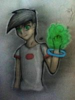 Danny Phantom by TheDragonInTheCenter
