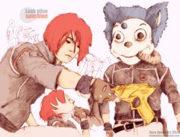 Killjoys, Lets make Some Noise by artonaSTICK