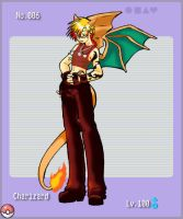Charizard for PGP by sethron