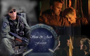 wallpaper Sam  Jack by mirabelle25