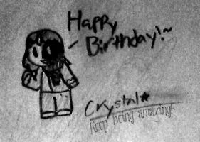 Happy B-Day BBB by LostCrystal