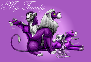 My Family by T0pd0g