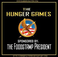 The Hunger Games President by Conservatoons