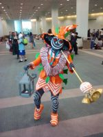 Twilight SkullKid of Anime Expo 2012 by SoraSkater
