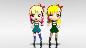 [MMD] DSoho (UTAU) UPDATE DL by Ashley-andRed