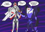 Starscream wants the sandwitch! by Starry-Sherry13
